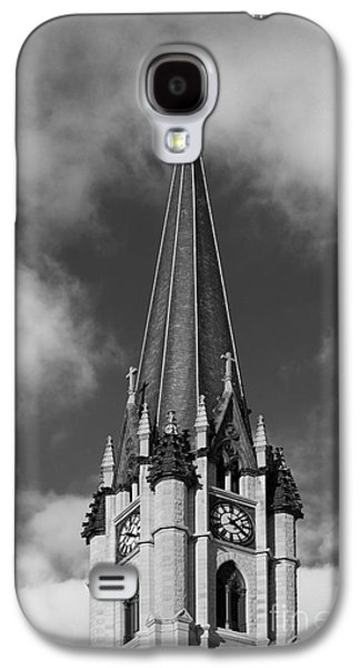 Marquette University - Church Of The Gesu Galaxy S4 Case by University Icons