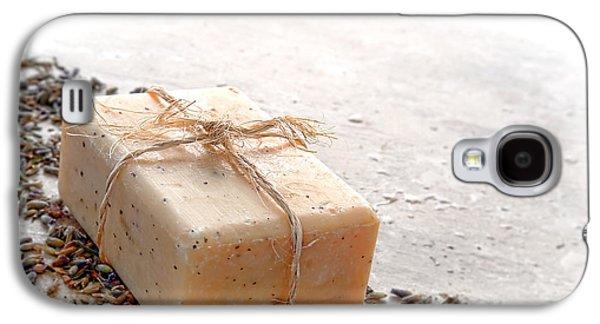 Artisan Galaxy S4 Cases - Marseilles Bath Soap Galaxy S4 Case by Olivier Le Queinec
