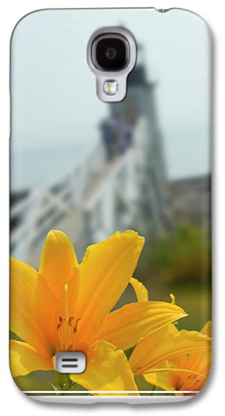 Maine Galaxy S4 Cases - Marshall Point Lighthouse  Galaxy S4 Case by Mike McGlothlen