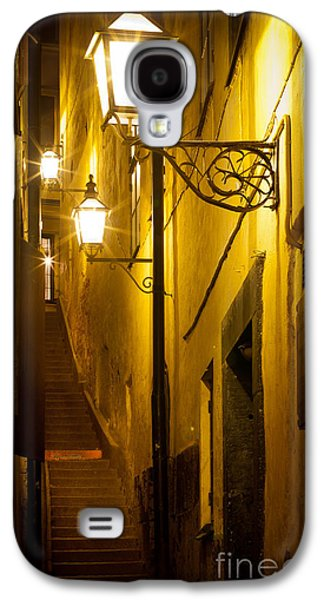 Streetlight Photographs Galaxy S4 Cases - Marten Trotzigs Grand Galaxy S4 Case by Inge Johnsson