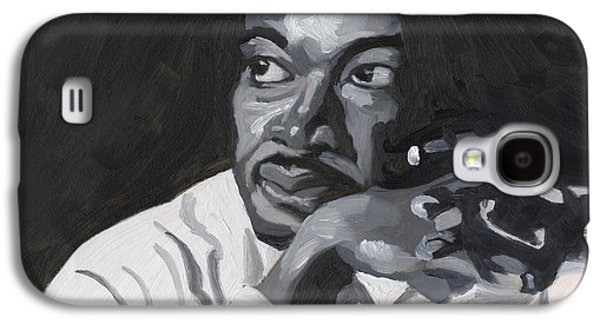 African-american Galaxy S4 Cases - Martin Luther King Jr. Galaxy S4 Case by Isaac Walker