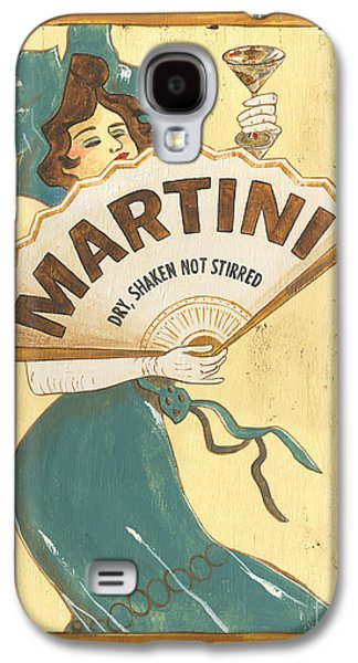 Alcohol Galaxy S4 Cases - Martini dry Galaxy S4 Case by Debbie DeWitt