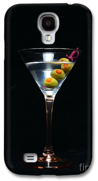 Cheer On Galaxy S4 Cases - Martini Galaxy S4 Case by Paul Ward