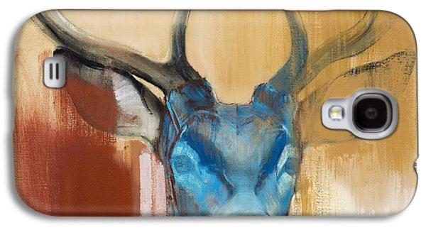 Mask Galaxy S4 Case by Mark Adlington