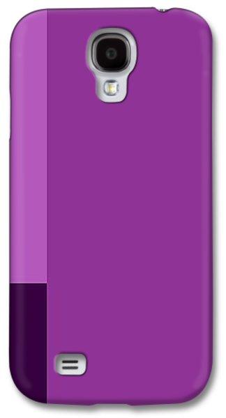 Landscape Acrylic Prints Galaxy S4 Cases - Mauve Palette Galaxy S4 Case by France Laliberte