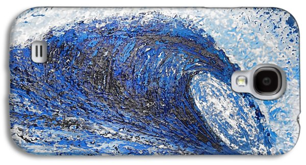 Mavericks Wave Galaxy S4 Case by RJ Aguilar