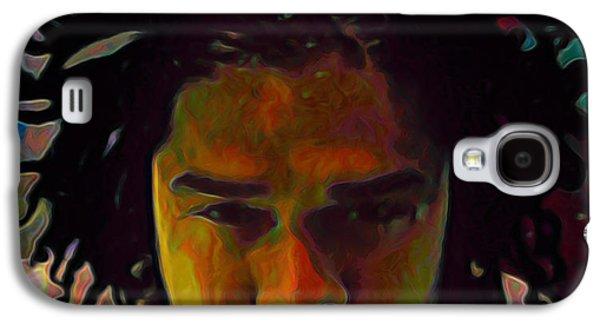 Shirt Digital Art Galaxy S4 Cases - Maxwell Galaxy S4 Case by  Fli Art