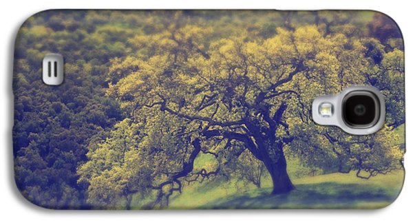 Lone Tree Galaxy S4 Cases - Maybe Its Better This Way Galaxy S4 Case by Laurie Search