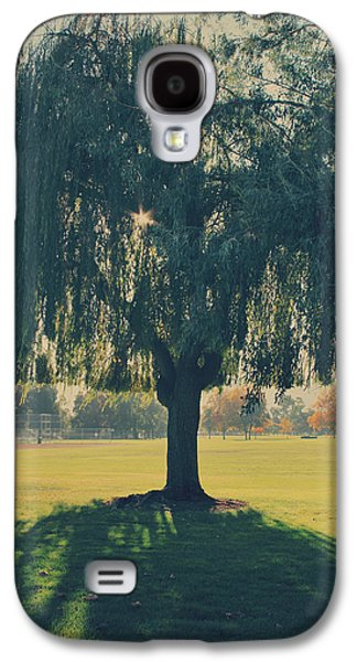 Weeping Galaxy S4 Cases - Maybe Well Find It Someday Galaxy S4 Case by Laurie Search
