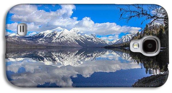 Mcdonald Reflecting Galaxy S4 Case by Aaron Aldrich