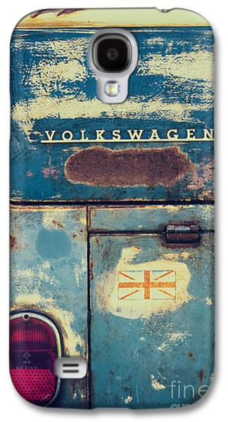 Retro Antique Galaxy S4 Cases - Me Old Dub Galaxy S4 Case by Tim Gainey