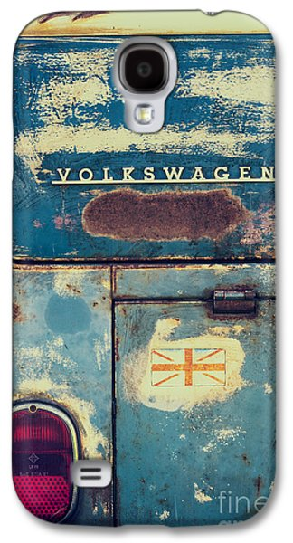 60s Photographs Galaxy S4 Cases - Me Old Dub Galaxy S4 Case by Tim Gainey