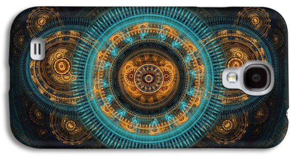 Mechanism Galaxy S4 Cases - Mechanical butterfly Galaxy S4 Case by Martin Capek