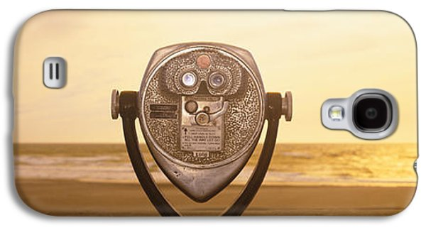 Concept Photographs Galaxy S4 Cases - Mechanical Viewer, Pacific Ocean Galaxy S4 Case by Panoramic Images