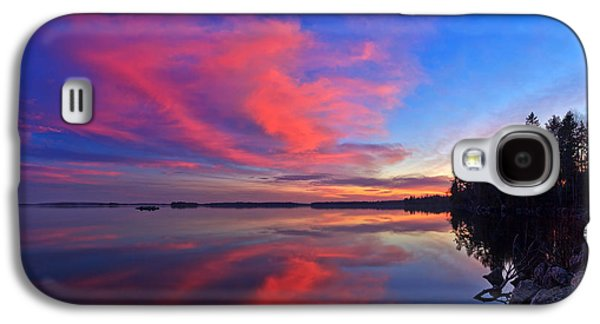 Digital Galaxy S4 Cases - Meddybemps Reflections 11 Galaxy S4 Case by Bill Caldwell -        ABeautifulSky Photography
