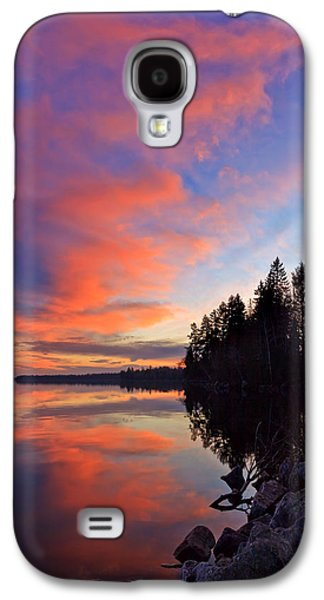 Digital Galaxy S4 Cases - Meddybemps Reflections 9 Galaxy S4 Case by Bill Caldwell -        ABeautifulSky Photography