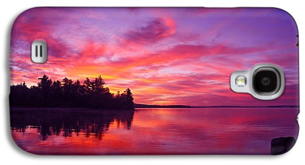 Digital Galaxy S4 Cases - Meddybemps Sunrise Panorama Galaxy S4 Case by Bill Caldwell -        ABeautifulSky Photography
