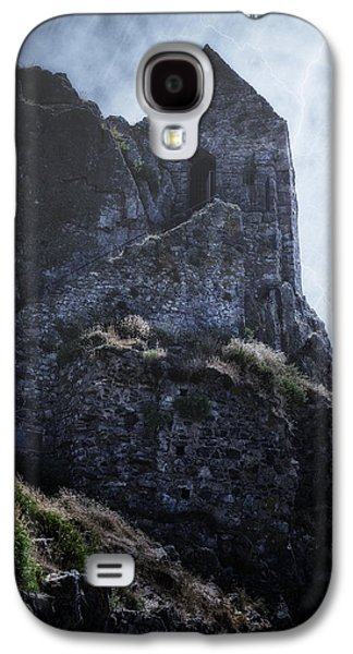 Creepy Galaxy S4 Cases - Medieval Chapel Galaxy S4 Case by Joana Kruse