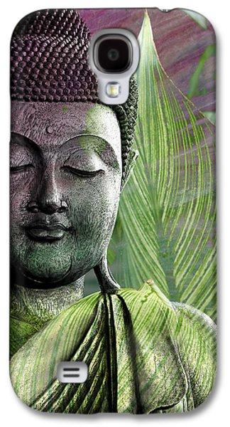 Meditation Vegetation Galaxy S4 Case by Christopher Beikmann