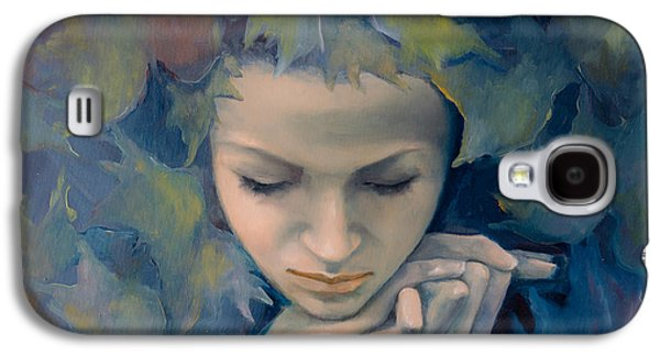 Live Art Galaxy S4 Cases - Meet The Fall Galaxy S4 Case by Dorina  Costras