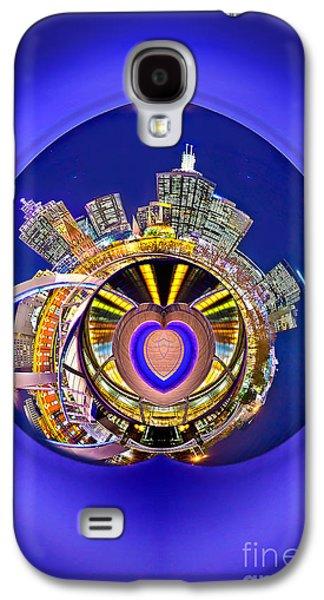 Business Galaxy S4 Cases - Love Melbourne 2 Galaxy S4 Case by Az Jackson