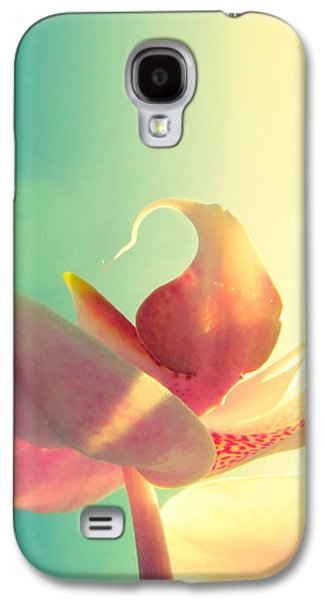 Melody Galaxy S4 Case by Amy Tyler