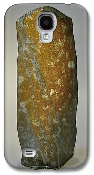 Fired Ceramics Galaxy S4 Cases - Meltings 05-002 Galaxy S4 Case by Mario Perron