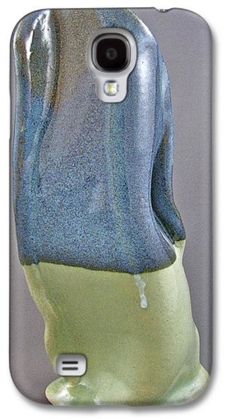 Fired Ceramics Galaxy S4 Cases - Meltings 05-003 Galaxy S4 Case by Mario Perron