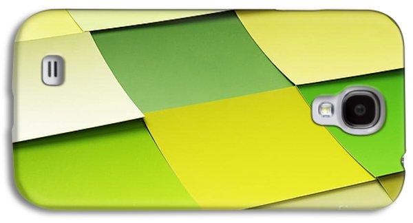 Information Photographs Galaxy S4 Cases - Memo Stickers Galaxy S4 Case by Carlos Caetano