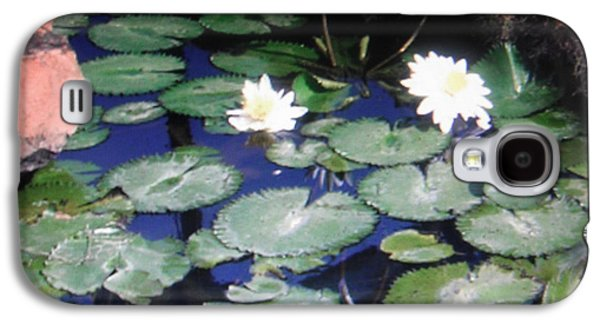 Canadian Pyrography Galaxy S4 Cases - Memories of Chanai lotus Galaxy S4 Case by Iris Boyd-cherian