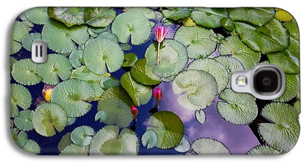 Designers Choice Photographs Galaxy S4 Cases - Memories of Monet Galaxy S4 Case by Barbara Chichester