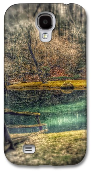 Dream Scape Galaxy S4 Cases - Memories Revisited Galaxy S4 Case by Steven Huszar
