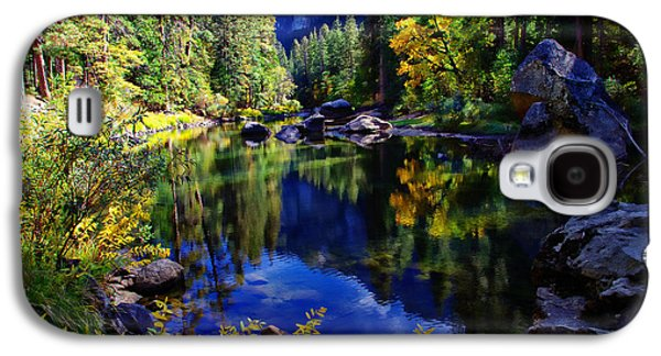 Limited Galaxy S4 Cases - Merced River Yosemite National Park Galaxy S4 Case by Scott McGuire