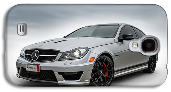 Edition Galaxy S4 Cases - Mercedes Benz AMG C63 Edition 507 Galaxy S4 Case by Douglas Pittman