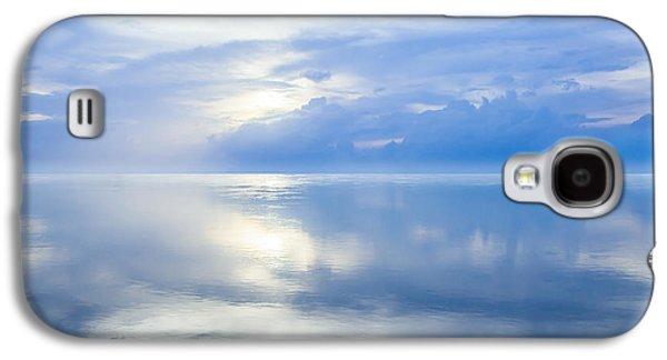 Merging Galaxy S4 Cases - Merging Horizons Galaxy S4 Case by Nila Newsom