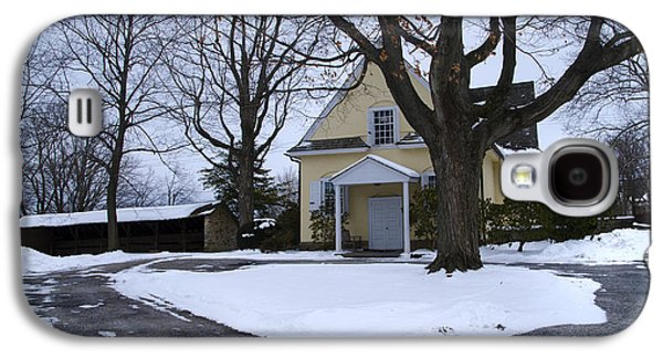 Merion Meeting House - Narberth Pa Galaxy S4 Case by Bill Cannon