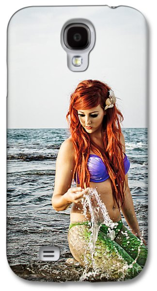 Mermais Sighting 2 Galaxy S4 Case by Guy Viner