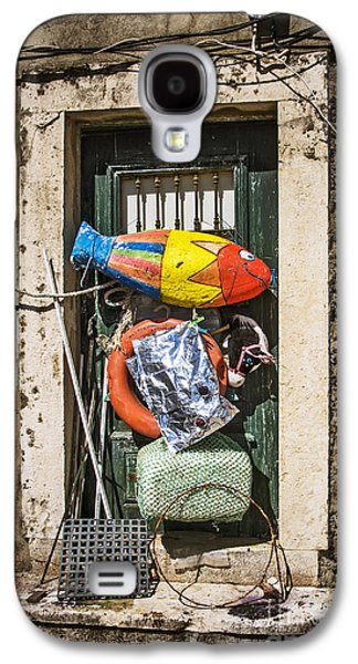 Mess Photographs Galaxy S4 Cases - Messy Door Galaxy S4 Case by Carlos Caetano