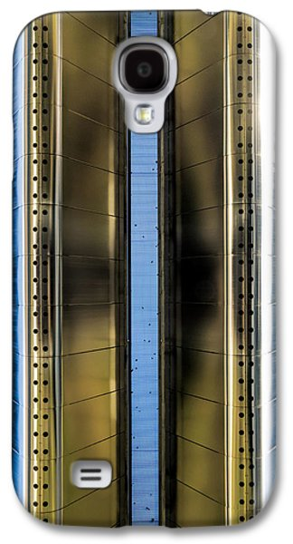 Future Photographs Galaxy S4 Cases - Metallic Galaxy S4 Case by Wim Lanclus