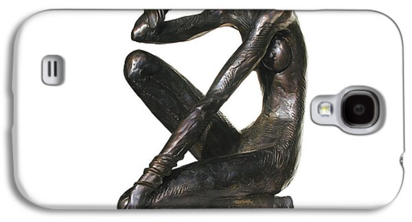 Nudes Sculptures Galaxy S4 Cases - Metaphysics of Sound Galaxy S4 Case by Igor Grechanyk