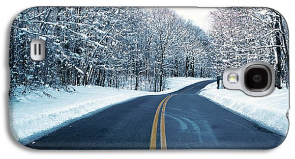 Metro Park Road Oh Usa Galaxy S4 Case by Panoramic Images
