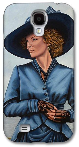 Scarface Galaxy S4 Cases - Michelle Pfeiffer Galaxy S4 Case by Paul  Meijering