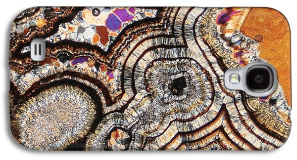 Recently Sold -  - Studio Photographs Galaxy S4 Cases - micROCKScopica - Agat Galaxy S4 Case by Bernardo Cesare