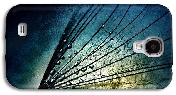 Midnight Tears Galaxy S4 Case by Marianna Mills