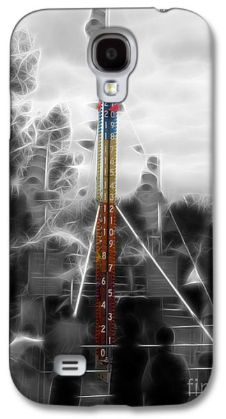 Stampede Digital Art Galaxy S4 Cases - Midway memories - The Bell  Galaxy S4 Case by Stuart Turnbull