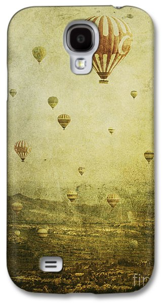 Photographic Art Galaxy S4 Cases - Migration Galaxy S4 Case by Andrew Paranavitana