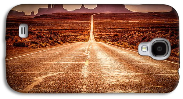 Miles To Go Special Request Galaxy S4 Case by Jennifer Grover