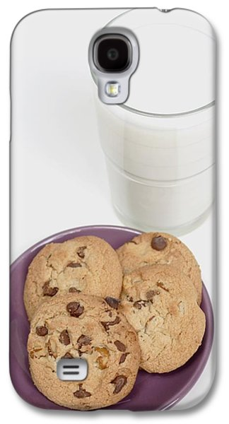 Will Power Photographs Galaxy S4 Cases - Milk And Cookies Galaxy S4 Case by Greenwood GNP