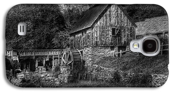 Old Mill Scenes Photographs Galaxy S4 Cases - Mill - The Mill Galaxy S4 Case by Mike Savad