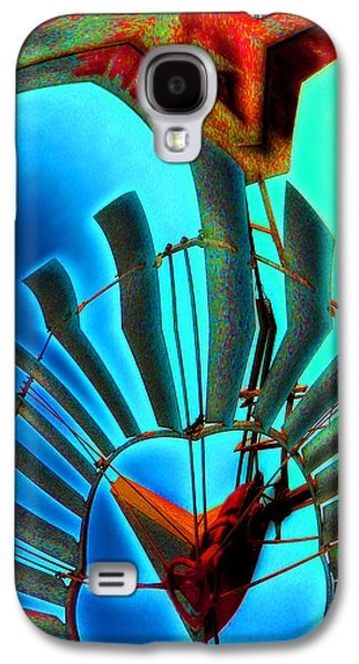 Photo Manipulation Galaxy S4 Cases - Milled Heart Galaxy S4 Case by Wendy J St Christopher